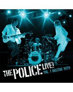 POLICE - LIVE VOL 1 BOSTON 1979 - RSD 2021 - DROP 1