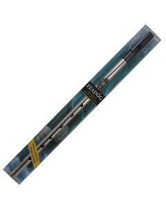 Feadog Pro High D Whistle, Nickel