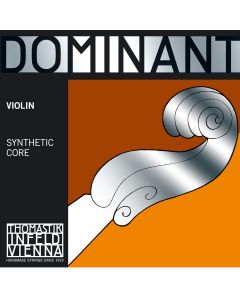 Thomastik Infeld Dominant Violin E Chrome Steel 1 2 (129 5)