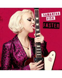 SAMANTHA FISH - FASTER - VINYL