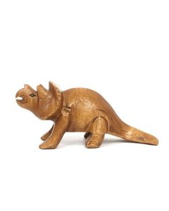 Dinosaur Squeaker Triceratops