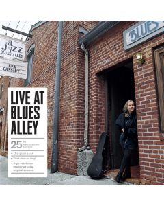 EVA CASSIDY - LIVE AT BLUES ALLEY - 2LP VINYL - NAD 2021