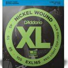 D'Addario XL Nickel Wound Bass 045-105 Long