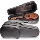 Stagg 30 Baritone Ukulele Softcase, Black