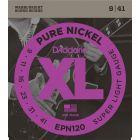 D'Addario XL Pure Nickel Super Light