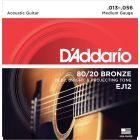 D'Addario 80 20 Bronze Medium