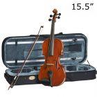 Stentor Conservatoire Viola Outfit, Oblong Case, 15.5' (1551PE)