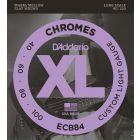 D'Addario XL Chromes Bass 040-100 Long