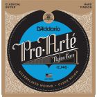 D'Addario Pro-Arte Nylon Classical Guitar Strings, Hard Tension