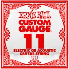 Ernie Ball Plain 011 String