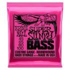 Ernie Ball Super Slinky Bass Set
