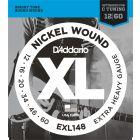 D'addario EXL148 Electric Guitar String Set Extra Heavy