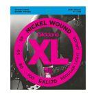 D'Addario XL Nickel Wound Bass 045-100 Long