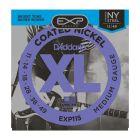 D'addario EXP115 Electric Guitar String Set Blues Jazz