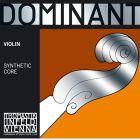 Thomastik Infeld Dominant Violin G String, Silver Wound, Full Size