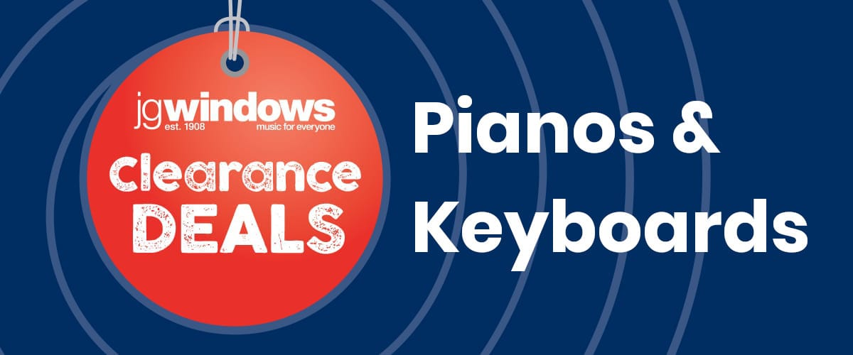 Clearance Keyboards