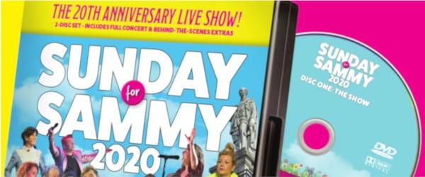 Sunday for Sammy 2020